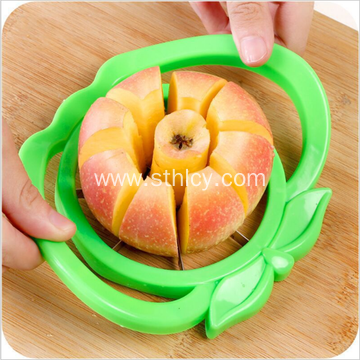 Stainless Steel Cut Apple Corer